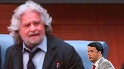 Renzi visita Expo, a Milano c'è anche
