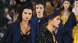 A parigi sfilano le creazioni primavera-estate 2014. Atsuro Tayama, Dries van Noten, Alexis Mabille