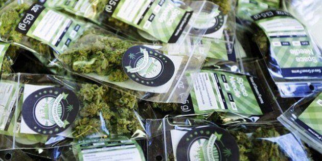 Cannabis: Washington è il secondo stato USA a legalizzarne l'acquisto, senza ricetta medica...