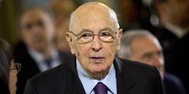 Terra dei Fuochi, Giorgio Napolitano scrive lettera a don Patriciello: