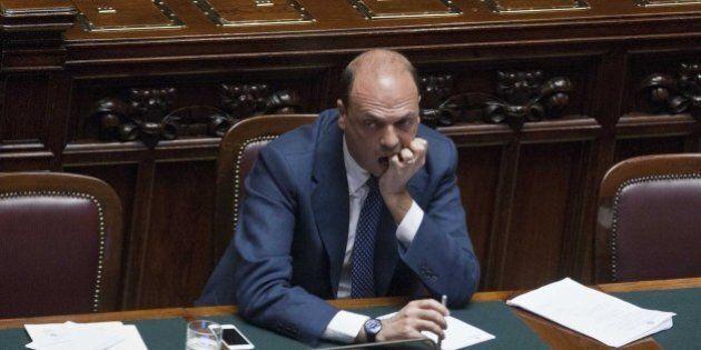 Governo, la grande paura di Angelino Alfano: