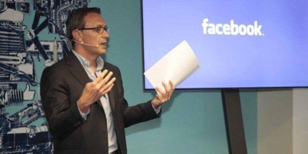 Facebook Italia, Luca Colombo all'HuffPost: