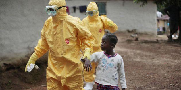 Ebola, Thomas Eric Duncan ha contratto il virus aiutando una donna incita. Il costo della pietà a Monrovia,