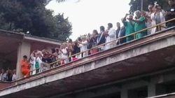 #Blockbce, anche il ceto medio applaude contro l'austerity (FOTO,