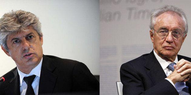 Matteo Renzi sostenuto dai poteri forti. Dopo Caltagirone e Marchionne, arriva l'endorsement di Bazoli...