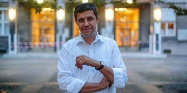 Raed Saleh, il palestinese candidato sindaco a Berlino.