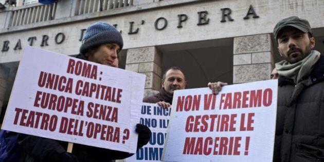 Teatro dell'Opera di Roma, saranno licenziati orchestra e coro. È la prima volta in