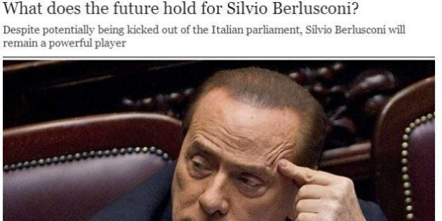 Decadenza Silvio Berlusconi. Il giorno dopo, la notizia sui giornali stranieri