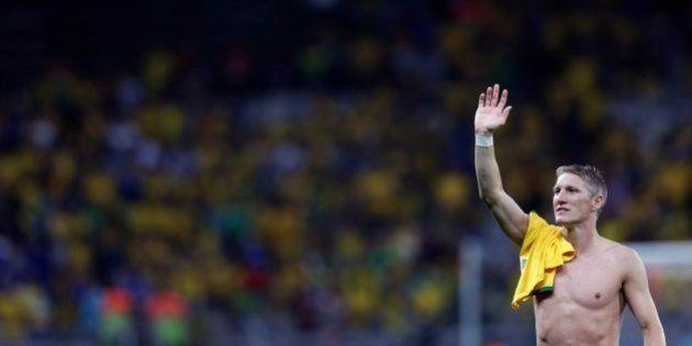 Brasile Germania 1-7 Mondiali 2014, Schweinsteiger: