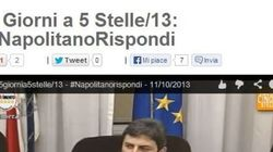 #NapolitanoRispondi