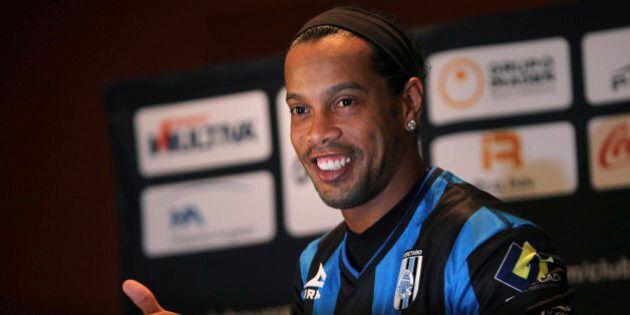 Ronaldinho scomparso, il Queretaro: