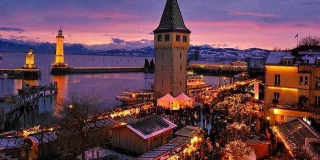 I 10 mercatini di Natale più belli. Per respirare l'atmosfera e trovare regali