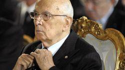 Napolitano incontra Quagliariello e Franceschini per un punto sulle riforme e