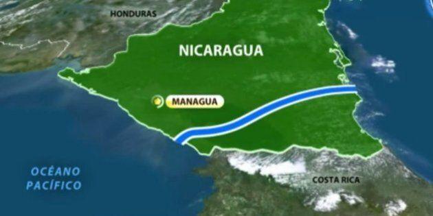 Canale Nicaragua, iniziano i lavori: il Paese sarà tagliato a metà. Protestano le comunità locali e gli
