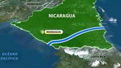 Inizia la costruzione del Canale di Nicaragua: il Paese sarà tagliato a