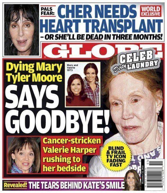 Cher malata e in pericolo di vita? Globe: