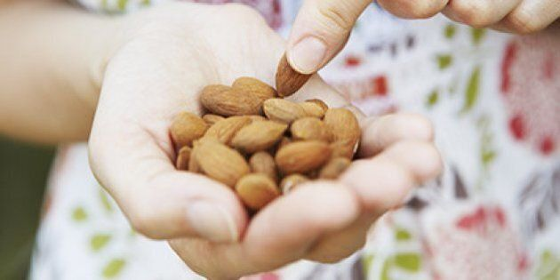 75mg of Calcium - 5.9g of Protein - 7.9mg of Vitamin E & 2.6g Fiber. All that from one 30g serve of almonds!...