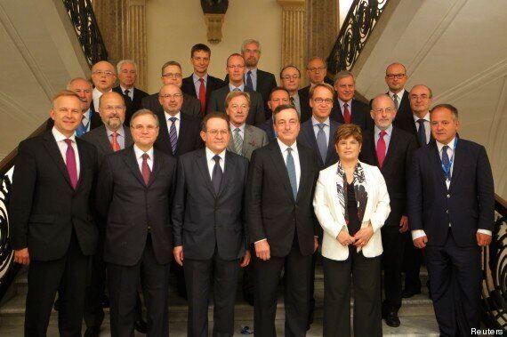 Bce; banchieri in visita privata a Capri, dopo le proteste di Napoli. Assente il presidente Mario