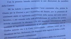 Pdl, le dimissioni di Brunetta da parlamentare