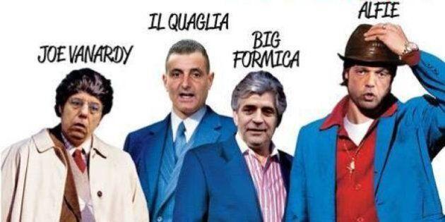Lo strappo del Pdl, il Nobel per la fisica, la chiusura del Motor Show, Poste italiane e Alitalia...La...