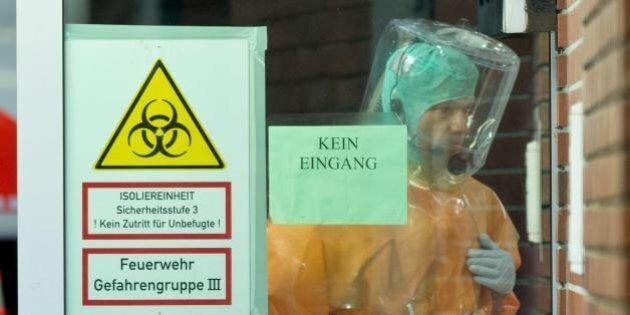 Ebola, secondo caso di ebola in Germania, paziente in