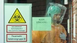 Secondo caso di ebola in Germania, paziente in