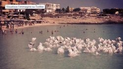 Lampedusa ricorda gli annegati del 3 ottobre 2013 tra celebrazioni e proteste (FOTO,