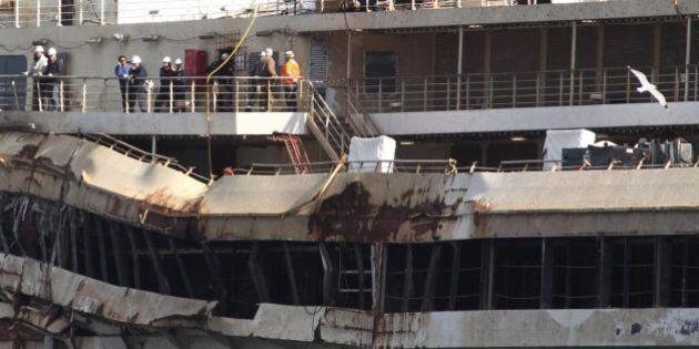 Costa Concordia, anche Genova Voltri in lizza per lo smantellamento