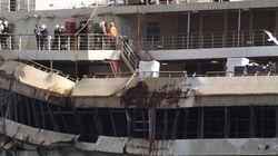 Costa Concordia, anche il porto di Genova Voltri in lizza per lo smantellamento