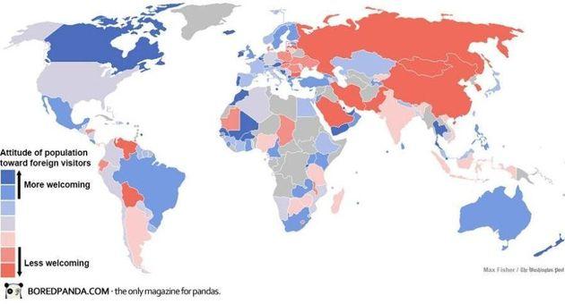 Mappe diverse. Il mondo come non lo avete mai visto