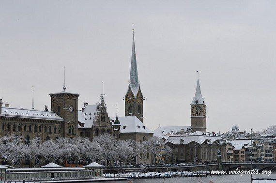 Zurigo e i mercatini di