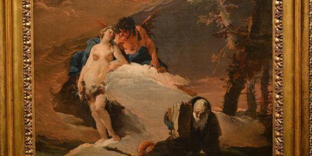 Giambarrista Tiepolo, 90 disegni in mostra a Roma raccontano l'arte del pittore veneziano che fece grande...