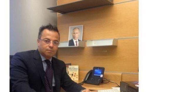 Gianluca Buonanno su Vladimir Putin: