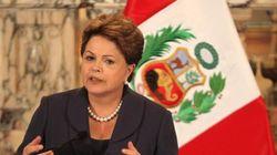 Mondiali 2014. Dilma Rousseff consola i tifosi dopo Brasile Germania, ma rischia la rielezione