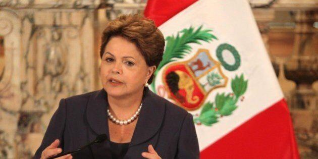 Brasile Germania mondiali 2014. Dilma Rousseff consola i tifosi, ma rischia la rielezione