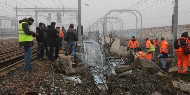 Tav, incendio stazione di Bologna: possibili disagi e ripercussioni per la vigilia di
