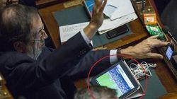 Dibattito sulla legge di Stabilità? No, c'è Juventus