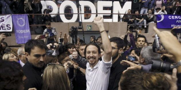 Podemos anche in