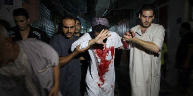Israele, Protective Edge: terzo giorno di raid su Gaza. Oltre 80 morti e centinaia di feriti nella Striscia