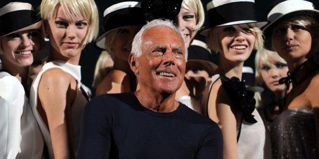 Giorgio Armani 80 anni: il compleanno del Re delle Moda nel 40° anniversario della creazione del suo...