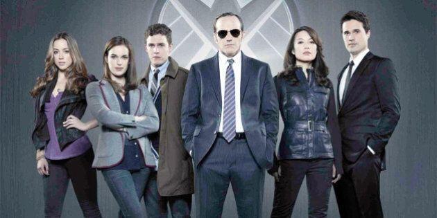 Agents of S.H.I.E.L.D., Arrow, Batman e tanti altri. I supereroi sostengono il cinema e la televisione