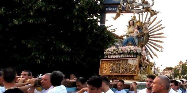 Processioni Oppido Mamertina, il vescovo le sospende a tempo indeterminato (FOTO,