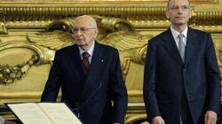 Enrico Letta tentato dalla conta in aula, Giorgio Napolitano frena sulla crisi e bastona il