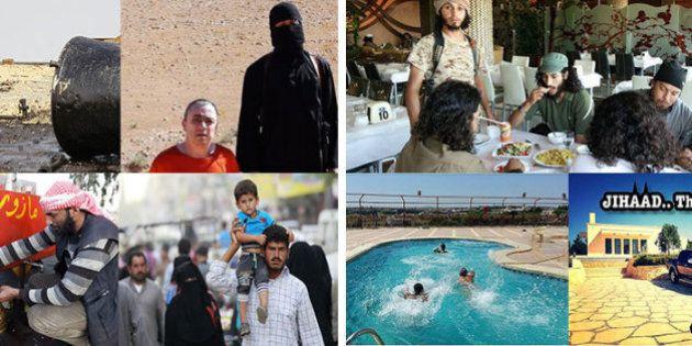 Isis, lusso ristoranti 5 stelle e piscine: la bella vita dei combattenti mentre la gente muore di fame...
