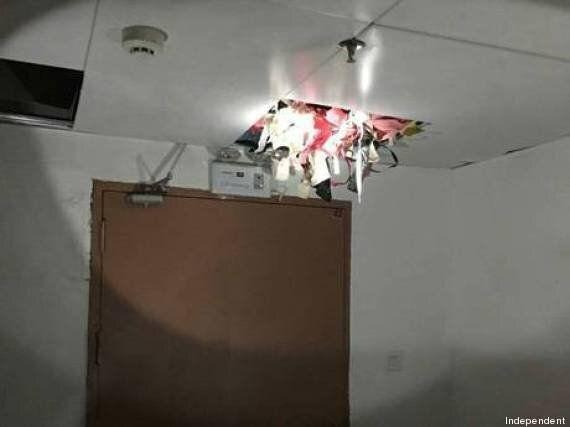 Crolla il soffitto sotto il peso di 2000 reggiseni: arrestato in Cina un ladro ossessionato dalla biancheria...