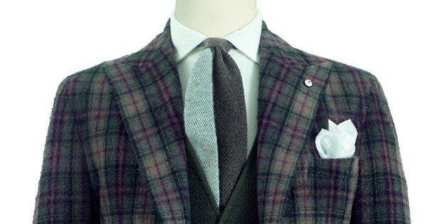 Pitti immagine uomo 2014: le età della giacca