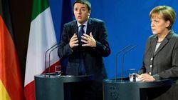 Gelo tra Renzi e Merkel
