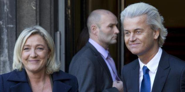 Elezioni Europee 2014. Marine Le Pen, Nigel Farage, Beppe Grillo, Geert Wilders: l'assalto all'Ue degli...