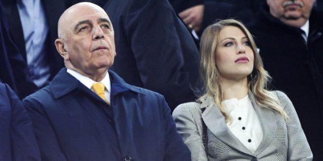 Adriano Galliani si dimette dal Milan.