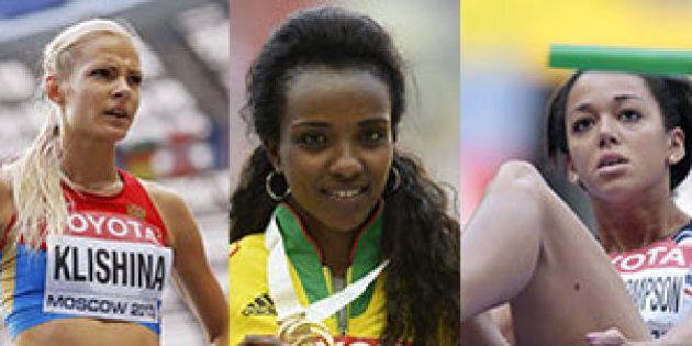 Mondiali atletica 2013 Mosca, in pista le regine dello sport e della bellezza